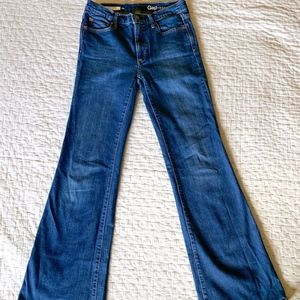 GAP 1969 Authentic Flare Jeans 26 / 2
